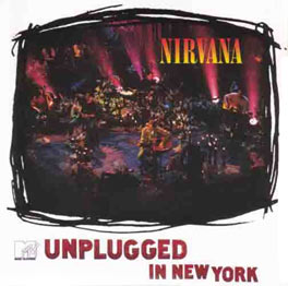 Copertina di MTV Unplugged In New York
